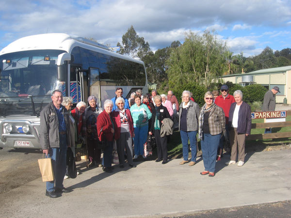 Full Day Bus Tours