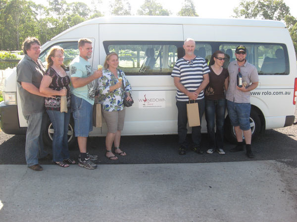 Part Day Bus Tours